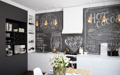 Csempe helyett: Milyen konyhai fali panelek léteznek?