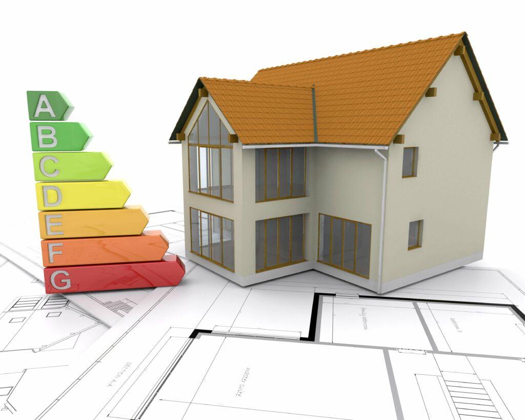 Házak energia besorolása