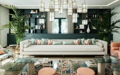 Modern nappali ötletek – színek és elrendezés inspirációk